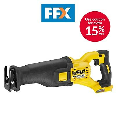 DeWalt DCS388N-XJ 54v XR FLEXVOLT Reciprocating Saw Bare Unit
