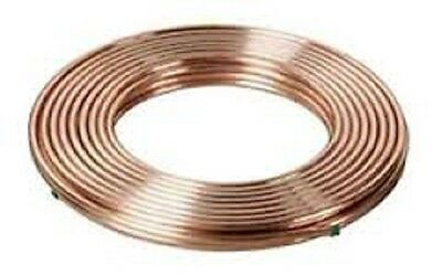 "AIR CONDITIONING PIPE ROLL REFRIDGERATION BS COPPER PIPE 7/8"" x 1 METRE"