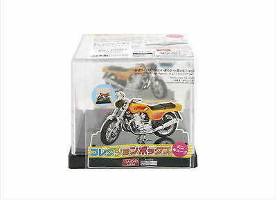 """3.7"""" Collectible Figure Collection Protective Case for Lego Clear Box Japan"""