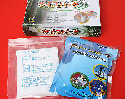 30x Good Detox Foot Pads Patch Detoxify Toxins Adhesive Keeping Fit Health Care