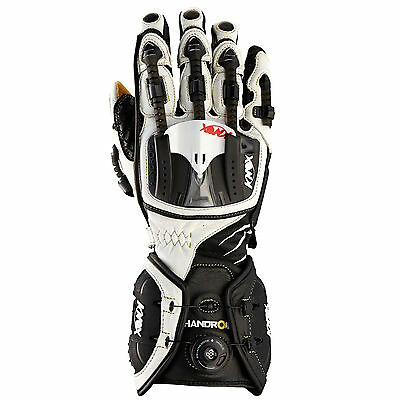 Knox Handroid White (SIZE Small) 2015 CE Approved Was £169.99 Now £129.99
