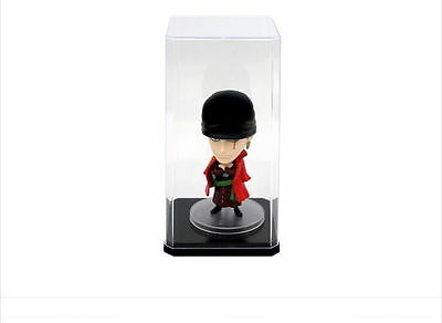 """6.2"""" Collectible Figure Collection Protective Case for Lego Clear Box Japan"""