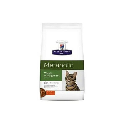 HILL S prescription diet feline metabolic mangime secco  kg.4