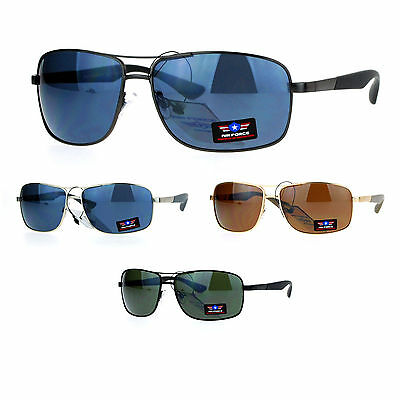 238dc243c600 NEW MENS AVIATOR Pilot Sunglasses Shades Retro Fashion Designer Wrap ...