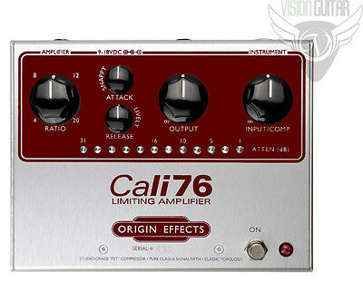 NEW! Origin Effects Cali76 Standard – Limited Edition Reissue