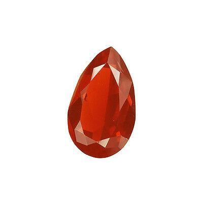 FANTASTIC GLOWING RED FIRE OPAL GEMSTONE – Mexico 5.00 cts !! 15345
