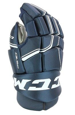 CCM QLT 250 Hockey Gloves / Hockeyhandschuhe 10'' - 15'' Sizes