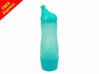 Tupperware Sports Water Bottle Tumbler (1) 750ml in Aqua with FREE Express