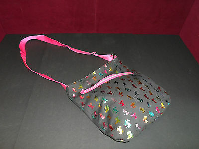 Mickey Mouse Colorful Holograph Style Shoulder Strap Bag Purse Disneypark