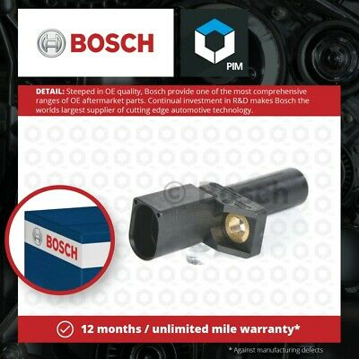 MERCEDES RPM / Crankshaft Sensor Bosch A0031532728 A0031532828 A0031538628 New