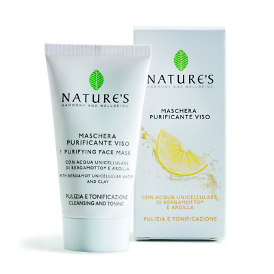 Nature's: Maschera purificante viso - 50 ml