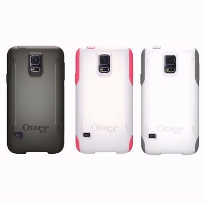 New! Genuine OtterBox Commuter Series Samsung Galaxy S5 Slim Phone Case Cover