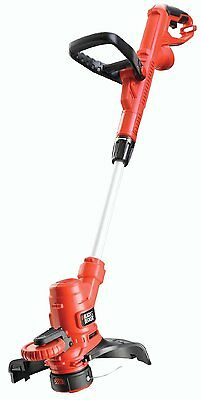 Black and Decker Electric 550W Grass Strimmer Cutter Garden Weed Lawn Trimmer