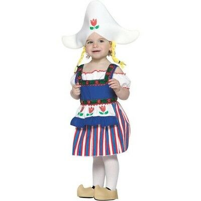 Toddler Little Dutch Girl Costume