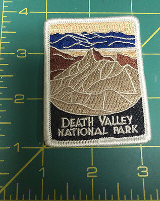 New Traveler Series Patch - Death Valley National Park - California - Nice Patch