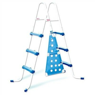 """48"""" Ladder with Barrier for Ring Pool 097-020010"""