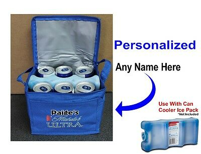 Michelob Ultra 6pk Cooler - Personalized Free