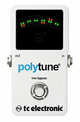 TC Electronic PolyTune 2 NEW FROM DEALER! FREE 2-3 DAY S&H IN U.S.