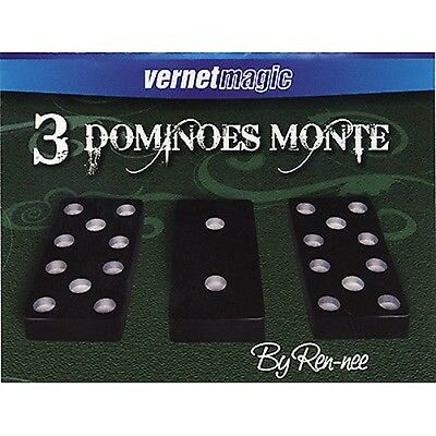 3 Dominosteine Monte by Vernet - Trick