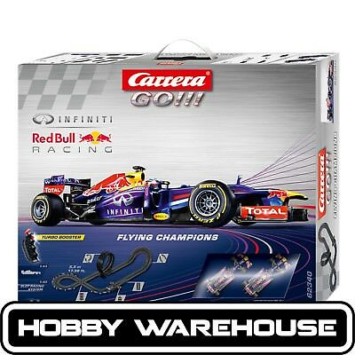 Carrera GO!!! Flying Champions F-1 Red Bull Racing set