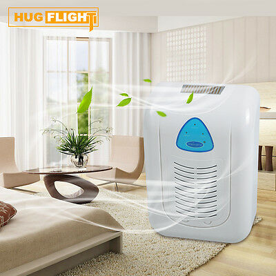 2IN1 OZONE & ANION GENERATOR Ionic Air Freshener Cleaner Purifier Odours CE