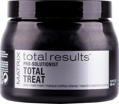 Matrix Total Results Pro Solutionist Total Treat 500ml Hair Treatment Mask