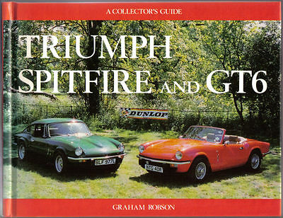 Triumph Spitfire & GT6 MRP Collectors Guide inc. Herald & Vitesse + Racing