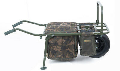 Fox FX Explorer Barrow Camo Bag NEW Carp Fishing - CTR012