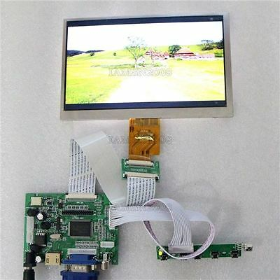 Hdmi Vga 2Av Rückansicht Monitore 7Inch 1024 * 600 At070tna2 Ips Lcd Display A
