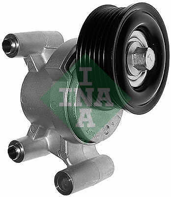 Auxilliary Belt Tensioner fits MAZDA 3 2.0 2003 on 534029310 Drive V-Ribbed INA