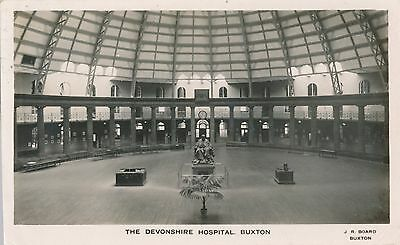 POSTCARD   BUXTON   Devonshire Hospital