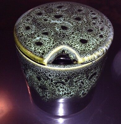 Beautifully Crafted Vintage Pottery Jam/Marmalade Pot From 1970s