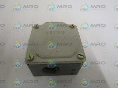 Siemens 3Se3 100-1E Limit Switch (As Pictured) *new No Box*