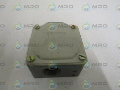 Siemens 3Se3100-1E Limit Switch (As Pictured) *new No Box*