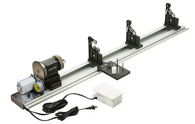 ALPS Rod Wrapping Machine/Drying Machine w/ ALPS Chuck System 110 & 220 volt