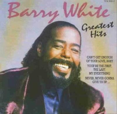 Barry White - Greatest Hits [Spectrum] New Cd