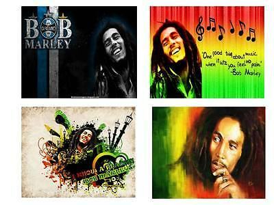 Bob Marley Mouse Mat Mouse Pad- New