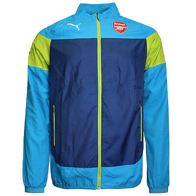 Puma AFC Arsenal Leisure Boys Lightweight Zip Jacket Youth Junior 746381 04 R23