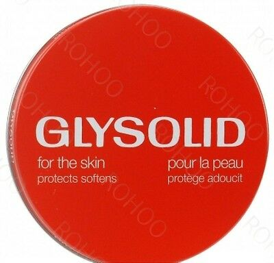 GLYSOLID SKIN SOFTENING CREAM 125 ml / 4.25oz  **FOR HAND, FEET & BODY **