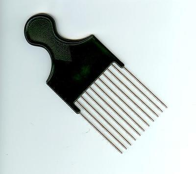 ANNIE Afro Pik Metal Comb Unitangle