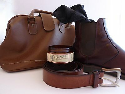 Organic Warm Spice Beeswax Leather/Wood Conditioner 250g