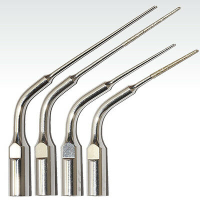 ED4 ED4D ED5 ED5D Dental Ultrasonic Scaler Tips Endodontics Endo For SATELEC DTE