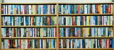 Approx 80 Fiction Paperback Books (Various Authors) - Very Good Condition!!