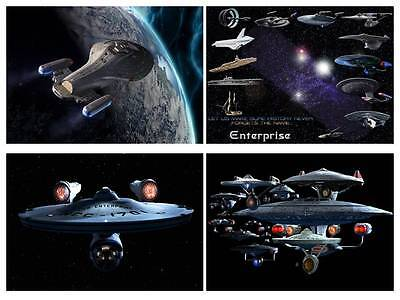 Star Trek -  Mouse Mat - Pad Mouse Pad- New
