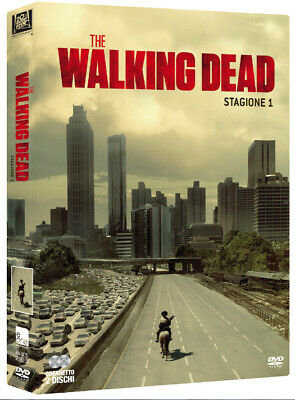 The Walking Dead - Stagione 01 (2 Dvd) E-ONE