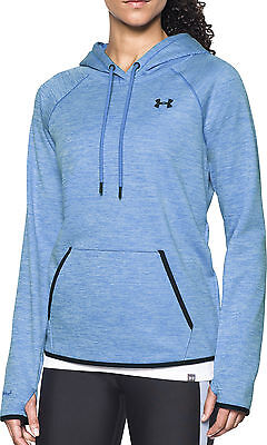 Under Armour Storm Armour Icon Twist Ladies Hoody - Blue