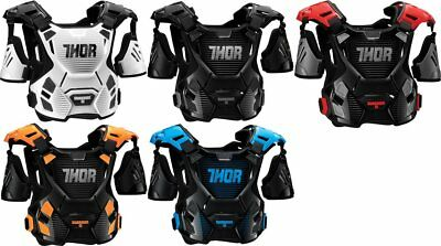 Thor Mens Guardian Chest/Back Roost Guard Protector