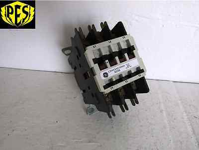 General Electric Cr453Ac3Aaa 3 Pole 40 Amp 600 Volt Magnetic Contactor