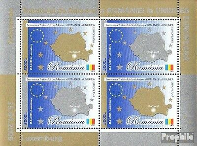 Romania block354 (complete.issue.) unmounted mint / never hinged 2005 European U
