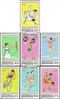 Mongolia 1964-1970 (complete.issue.) unmounted mint / never hinged 1988 Olympics